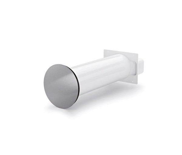 Salida de extracci n de humo de campana extractora for Tubo campana extractora rectangular